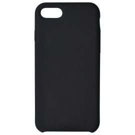 Coque soft touch Noire iPhone 5/5S/SE 1°gen