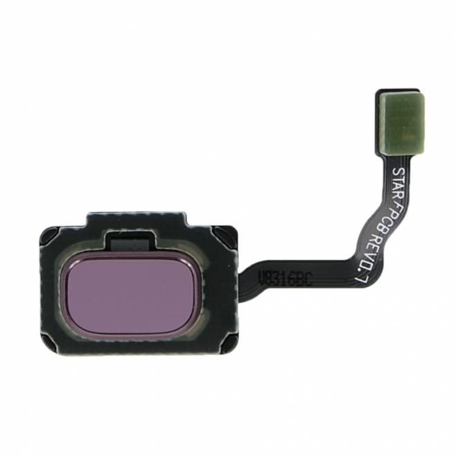 Lecteur d'empreintes S9/S9+ Violet