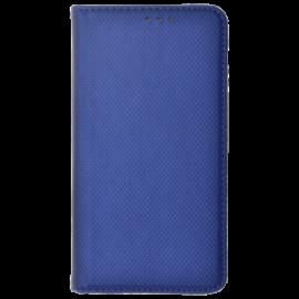 Folio aimanté Bleu iPhone 12 Pro Max