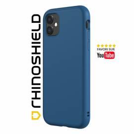 Rhinoshield Solidsuit Bleue iPhone 11