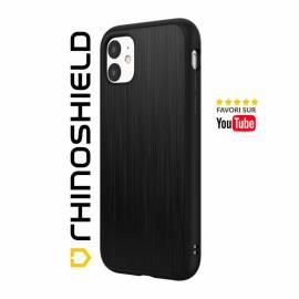 Rhinoshield Solidsuit Alu brossé iPhone 11