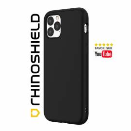 Rhinoshield solidsuit Noire iPhone 11 Pro