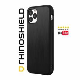 Rhinoshield Solidsuit métal brossé iPhone 12 Pro Max