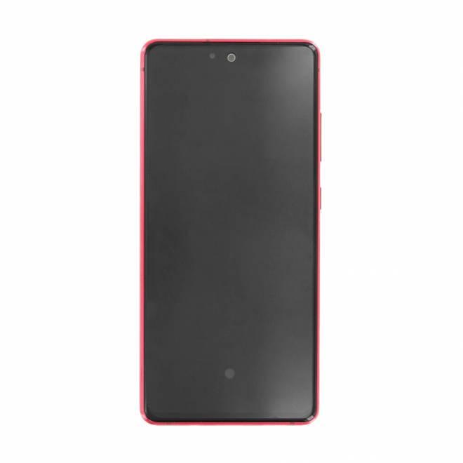 Ecran Rouge Galaxy S20 FE 4G