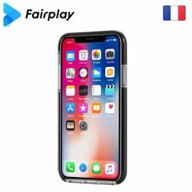 Coque transparente/noire iPhone 13 Mini